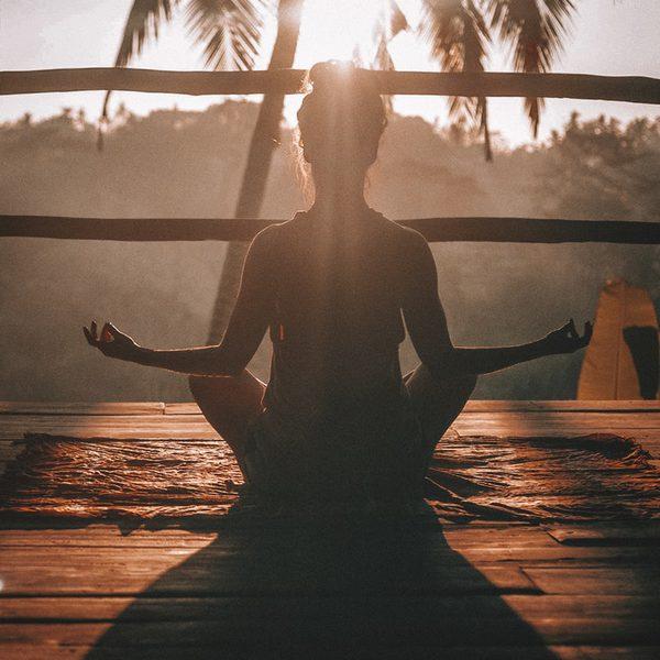 Meditazione come rimedio contro il technostress