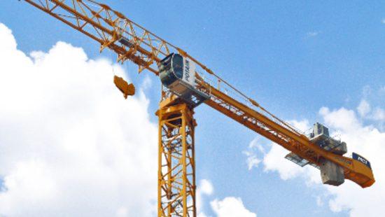 Addetti alla gru a torre con rotazione in basso e in alto (pre-adesioni aperte)