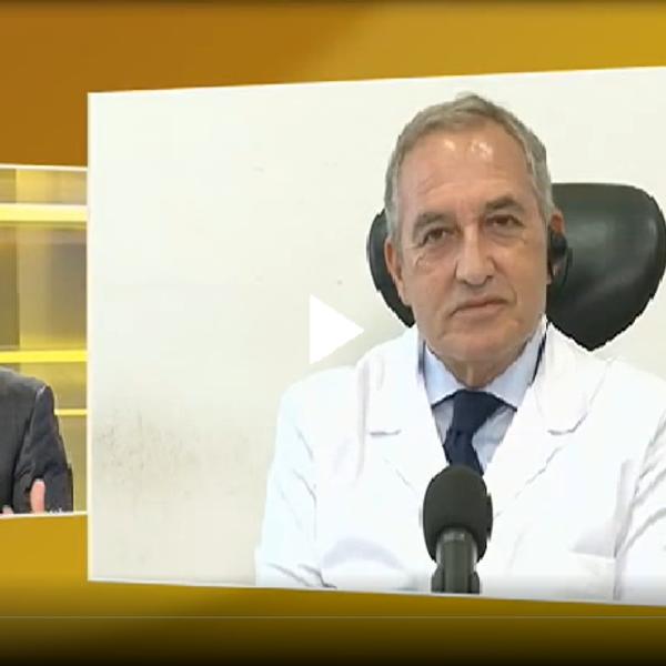 L'intervista del Prof. Vaia (Istituto Spallanzani) sull'importanza della diffusione del test antigenico rapido