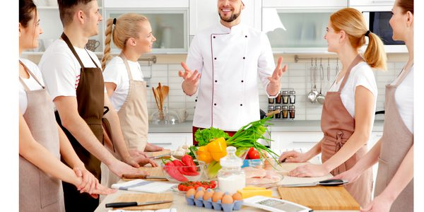 Corsi di cucina light