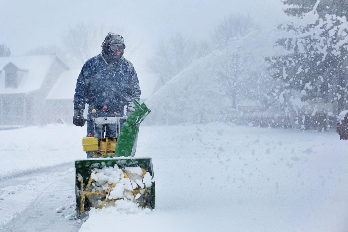 Anche il freddo può essere un rischio da valutare oltre che un fattore di disturbo nel lavoro
