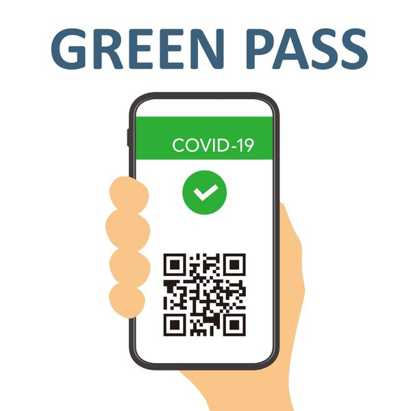 GREEN PASS: tamponi periodici per Certificazione Verde